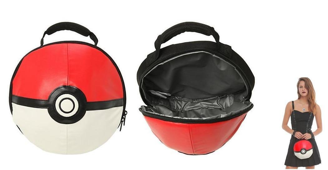 Pokemon lunch