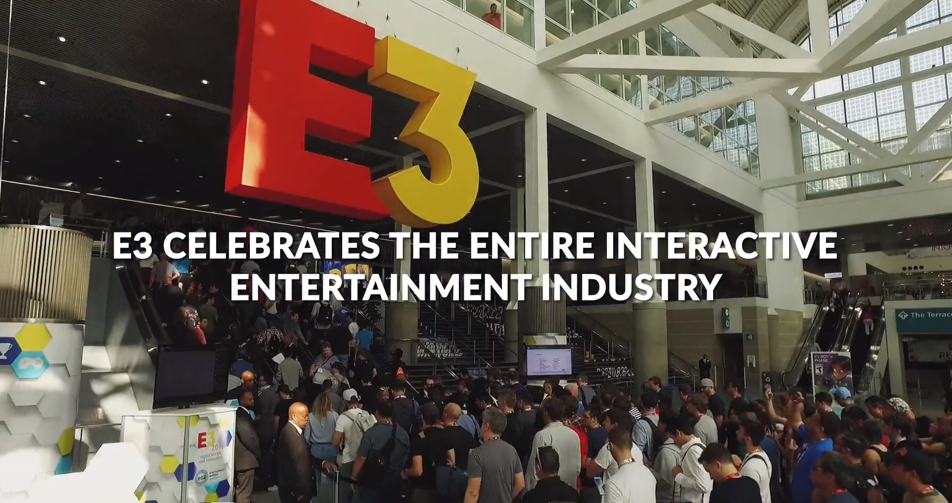 E3 2019: The Exhibitors and Coliseum Experience for This